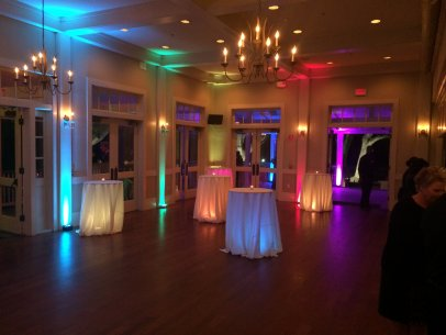 Audubon Club House with LED