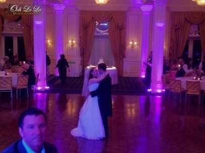 Chateau Country Club Uplighting