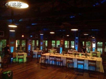 Audubon Swamp Room Uplighting