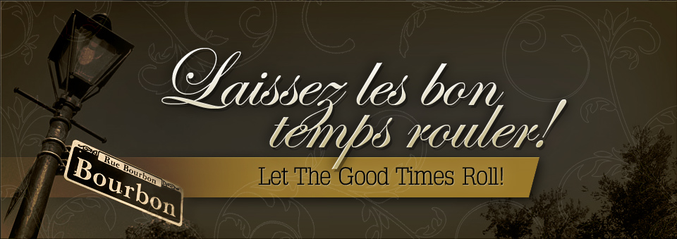 Let the Good Times Roll with Ooh La La Music Co
