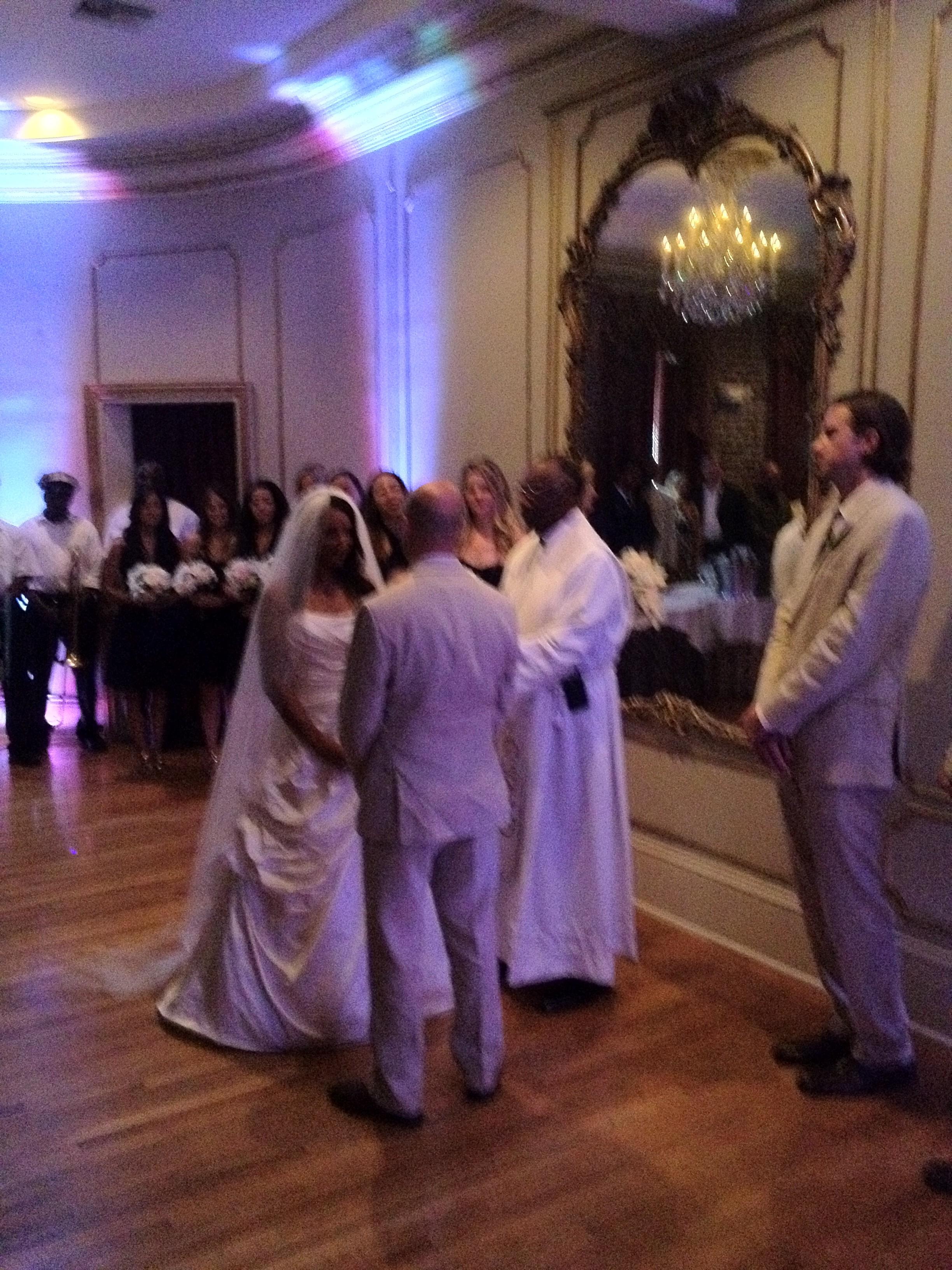 Wedding at Muriel's